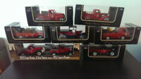 7 Canadian Tire Collectible Trucks