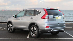 2016 Honda CR-V Lease Over