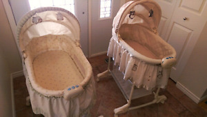 Two Infant bassinets for sale. $60 each.