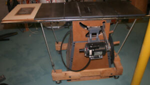 10 inch Rockwell/Delta Table Saw