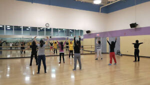 Free teaching Chinese health qi gong in north community centre