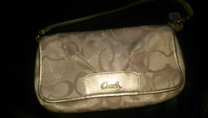 Coach handbag purse wallet