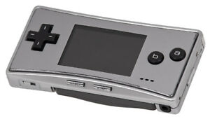 Looking For A Gameboy Micro