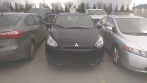 Mitsubishi Mirage 2015 trade or sell! (in Kelowna)