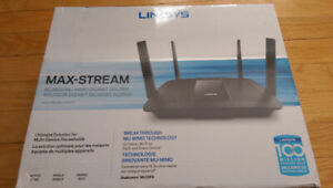 BNIB Linksys EA8500 AC2600 Dual Band Smart Router with MU-MIMO