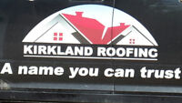 Roofing and exterior service. BLOW IN INSULATION