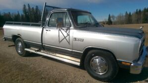 1986 Dodge D250 Royal SE Pickup