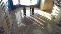 Beautiful, durable Jewel Stone flooring