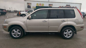 2006 Nissan X-trail SUV, Crossover Fully Certified