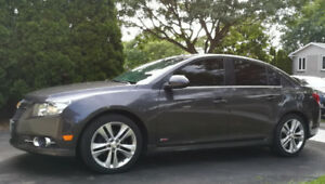 Chevrolet Cruze RS - Sunroof, 18 Inch wheels, WinterTires w/Rims