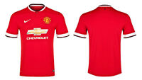 Manchester United Home Jersey 2014-15 (Medium 30$)