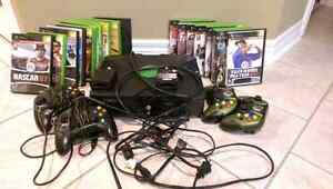 X-Box game package