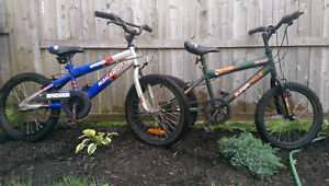 Two bikes..$30.00 each $60.00 both