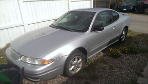 2002 Oldsmobile Alero Coupe (2 door)