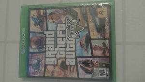 (Barely Used) Grand Theft Auto V for Xbox One