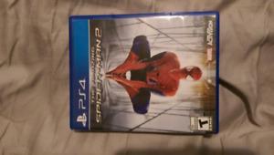 PS4 Amazing Spiderman 2