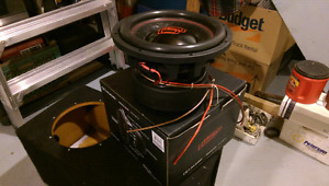 Sound system 4 tires