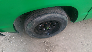 Gmc 15 or Chevy s10 rims