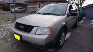2006 Ford Freestyle , 7 Passenger
