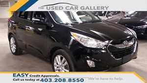 2013 Hyundai Tucson Limited AWD at, leather, panorama sunroof!