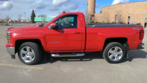 2015 Chevrolet Silverado 1500 Z71 4X4 Regular Cab Mint Loaded