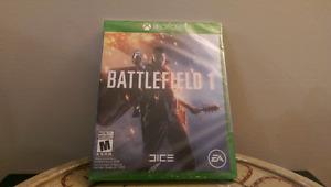 xbox 1 - battlefield 1 $50