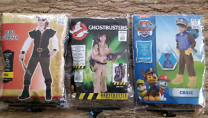 Costumes Ghostbusters (L) Paw Patrol Chase (S) Rebel of Sea (XL)
