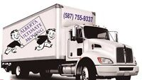 Alberta Ultimate Moving Company $75/2 men crew