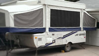 2009 Jayco tent trailer
