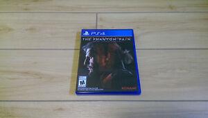 Metal Gear Solid V: The Phantom Pain PS4