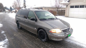2003 Ford Windstar With Wheelchair Lift