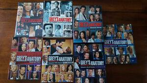 Grey's Anatomy Seasons 1-6 + 8 DVD