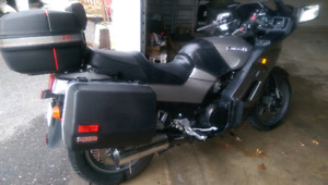 Trade 2002 concours for goldwing 1500 or 1800