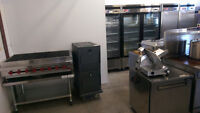 Kwik Auctions-Auction Sat. Aug.8th-Restaurant Equipment