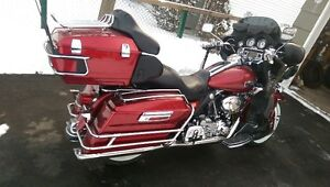 2008 Ultra Glide Touring Classic