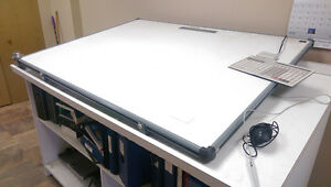 3 used 44x60 digitizers