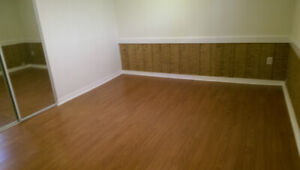 Room for rent: Basement apartment: Lawrence & Warden