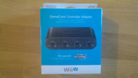 Nintendo Gamecube Controller Adapter for Wii U - OFFICIAL