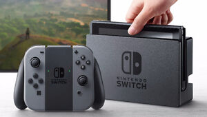 Nintendo Switch Grey Joycon PREORDER for sale