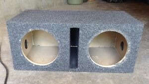 """Subwoofer Box for 10"""" Speakers"""