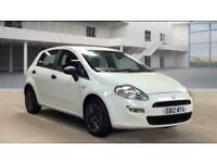 2012 (12) FIAT PUNTO POP | Petrol | MOT 06/22 | 5dr Hatchback | HPI CLEAR