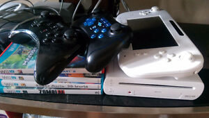 Wii U with 6 Awesome Games & 2 Pro Controllers