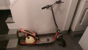 50Cc scooter. Could be great Christmas gift