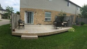 3 Bedroom townhouse for rent London Ontario image 5