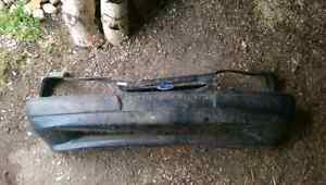 Front bumper cover off 89 mustang Windsor Region Ontario image 1