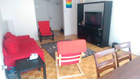 4 1/2 Apartment on Stanley Street, Downtown Montreal