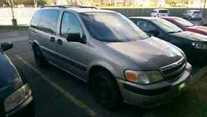 2001 Chevrolet Venture runs and drives as is