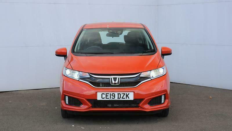 2019 Honda Jazz I-VTEC SE NAVI CVT Hatchback Petrol Automatic