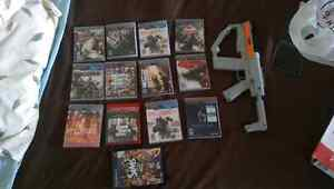 PS3 games and PlayStation move sharp shooter