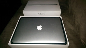 Mid-2012*Macbook Pro 13inch/Core i7/128SSD/8GB Ram